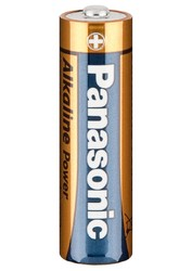 Panasonic Alkalická baterie AA