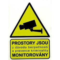 KELCOM International CCTV samolepka
