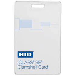 HID ICLASS SR Card 2080H