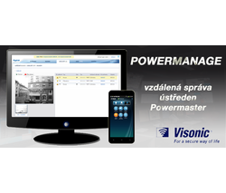 Visonic Group Powermanage