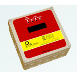 Thermocable (flexible elements) ProReact analogový kontroler