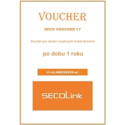 SECOLink SECO VOUCHER 1Y