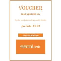 SECOLink SECO VOUCHER 20Y