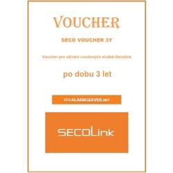 SECOLink SECO VOUCHER 3Y