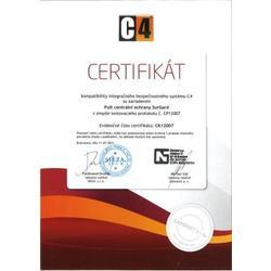 Gamanet a. s. SW-CUSURGARD